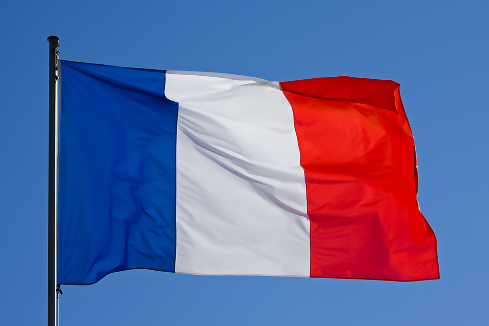 французский флаг фото тепла дизайн